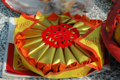 Joss Paper Accessories Offerings of the Ching Ming Festival
