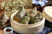 Dragon Boat Festival rice dumplings  and  Realgar wine
