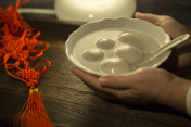 Tangyuan, to celebrate Chinese traditional lantern festival