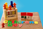 International Childrens Day on November 20th