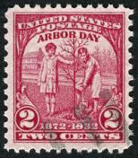 Arbor Day Stamp