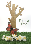 Happy Arbor Day, Plant a Tree greeting