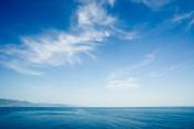 Beautiful, sea landscape