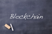 Blackboard relating to Blockchain.