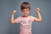 Tough guys wear pink