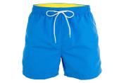 Blue men shorts for swimming