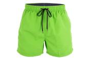 Green men shorts for swimming
