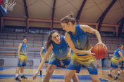 Women basketball game