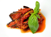 Sicilian eggplant recipe