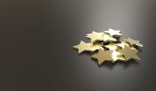 Excellent Customer Service golden stars