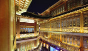 Chinese Classical Style Architecture Abstract
