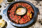 chengdu hot pot, sichuan chafing dish