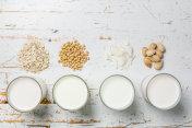 Non dairy milk concept