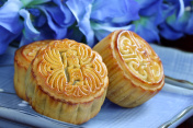 Chinese Mid-Autumn Festival moon cake