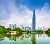 Lychee Park in Shenzhen
