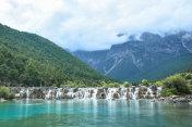 Lanyue Lake at Jade Dragon Snow Mountain