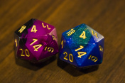 Role Playing Games Dice