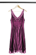 Nightdress on clothes rack