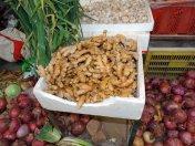Chinese food market - Xian, China