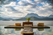 Lugu lake scenery
