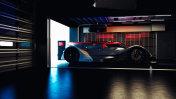 supercar, lemans prototype, photorealistic render