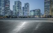 modern building group of Beijing