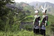 Miao Tribe Girls