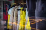 High-street fashion boutique