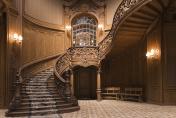 Casino stairs