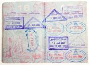 Asia Region Traveler