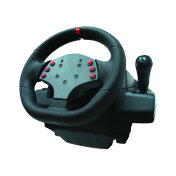 Steering equipment for driving games