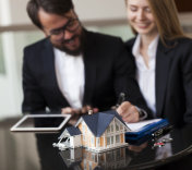 Purchase agreement for new house