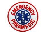 Emergency Paramedic Patch