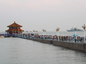 Pier of Qingdao