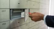 Taking Safety Deposit Box