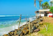 The coast of Ahangama