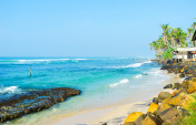 The South Coast of Sri Lanka