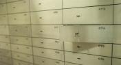 Bank Safety Deposit Box