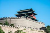 great wall in beijing