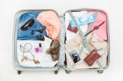 travel traveler traveling bag top open concepts