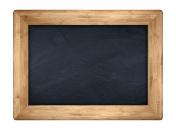 little bamboo blackboard