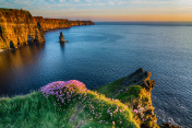 The Cliffs of Moher West coast of Ireland
