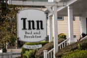 sign for an inn