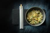 Asian Food: Fried Rice Still Life