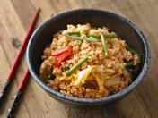 Fried Kimchi Rice