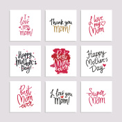 Set cards to the Happy Mother's Day