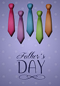 ties for Father's Day