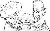 Grandparents Baby