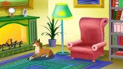 Big Yellow Dog Indoor