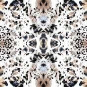 Animal seamless print